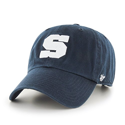 Penn State Jersey (NCAA Penn State Nittany Lions '47 Brand Clean Up Adjustable Hat, Navy 2, One)