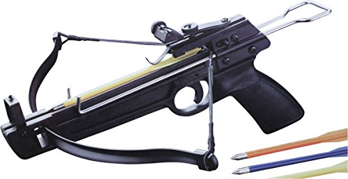 MTech USA DX-50 Pistol-Style Crossbow, 50-Pound Draw