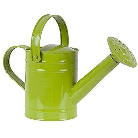 Twigz Kids Gardening Watering Can - Steel - Green - Amore Piccolo Attività Giocattoli