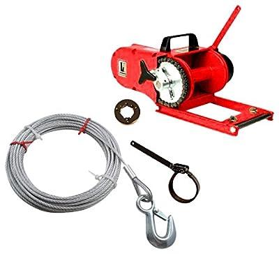 Powerhouse Log Splitters Xm-100 Chainsaw Winch