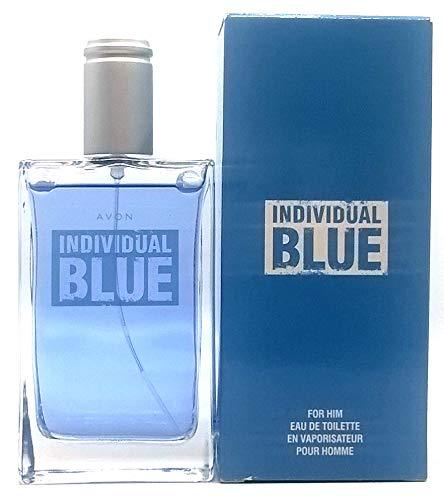 Avon Individual Blue Eau De Toilette For Men 100ml Amazoncouk Beauty