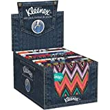 Kleenex Slim Pack Facial Tissue 10 Count 3-ply (Pack of 12)