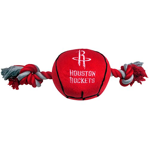 fan products of Pets First Houston Rockets Basketball Toy