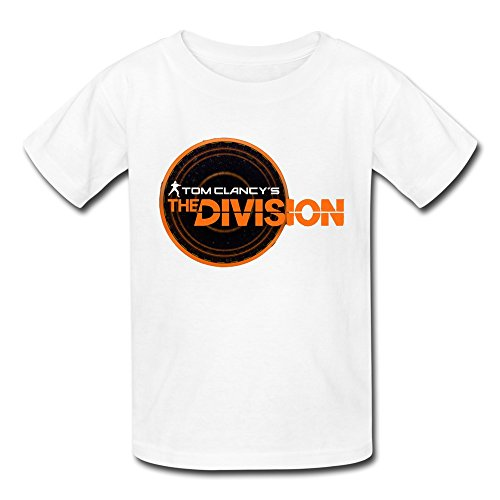 Price comparison product image Anskan Kid's Tom Clancy's The Division Logo T-shirt XL