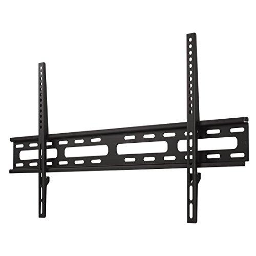 Hama TV-Wandhalterung für 94 cm - 190 cm Diagonale (37 bis 75 Zoll), für max. 40 kg, VESA bis 800x400, schwarz