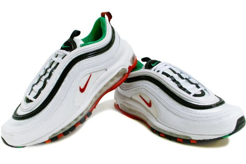 Cheap Air Max 97 White And Black BodyCap