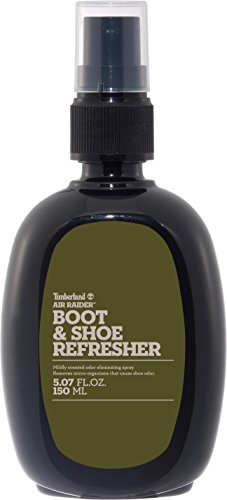 Timberland Unixsex Air Raider Boot and Shoe Refresher Odor Eliminating Spray