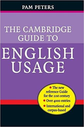 Amazon the cambridge guide to english usage 9780521847100 amazon the cambridge guide to english usage 9780521847100 pam peters books fandeluxe