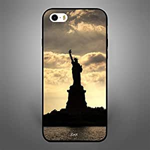 iPhone SE Statue of liberty