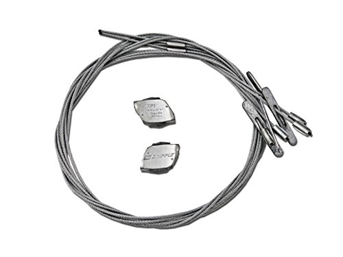 Howard Lighting HF-WCH 2 Wire Cable Hanging Kit for High Bay Fluorescent