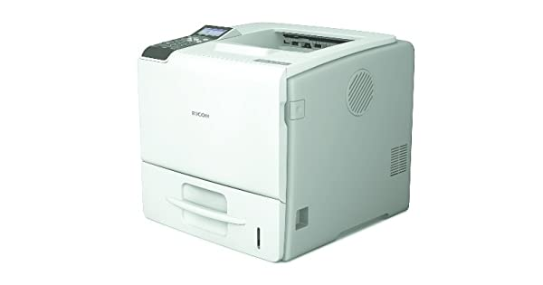 Amazon.com: Ricoh Aficio SP 5210DN Monochrome Laser Printer ...