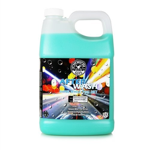 (Chemical Guys CWS_801 After Wash Shine While You Dry Drying Agent with Hybrid Gloss Technology (1 Gal))