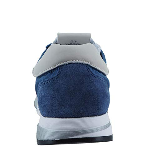 Premiata Azul Mujer Turquesa Para Zapatillas 1rw7US1q