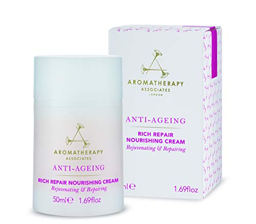 Aromatherapy Associates Anti-ageing Rich Repair Nourishing Cream, 1.69 Fl Oz