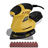Mouse Detail Sander, Ginour 1.6A 200W 12,000 OPM