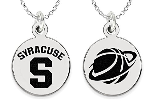 Syracuse University Orange Men Basketball Charm by College Jewelry
