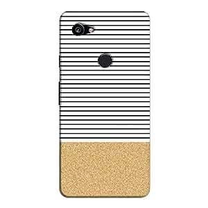 Cover It Up - Lines&Sands Pixel 2 XLHard Case