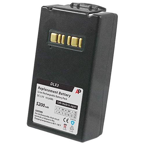 Artisan Power Datalogic Falcon X3 Scanner Replacement Battery. 5200 mAh