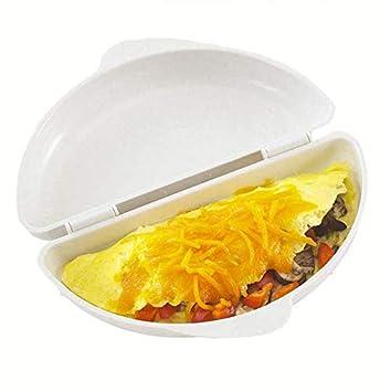 Amazon.com: Cocina de huevos de desayuno rápido ...