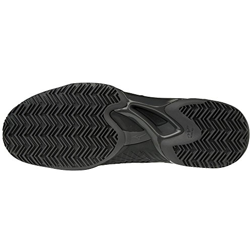 Wave Black Magnet Mizuno 001 3cc Exceed Sneakers Tour White Herren Mehrfarbig 65F5UqnB