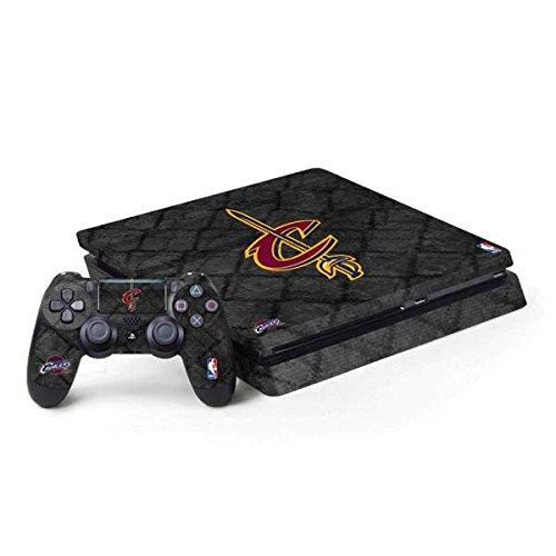 Cleveland Cavaliers PS4 Slim Bundle Skin - Cleveland Cavaliers Dark Rust | NBA & Skinit Skin