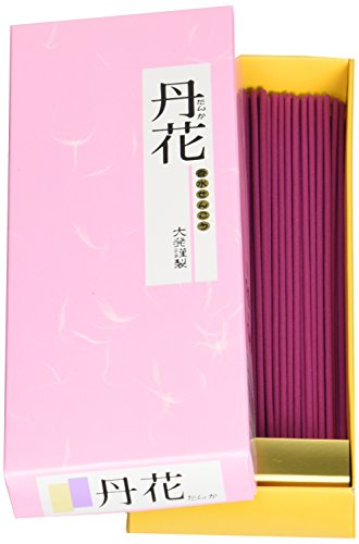 Daihatsu - Tanka Perfumed Incense Sticks Plum Long Sticks
