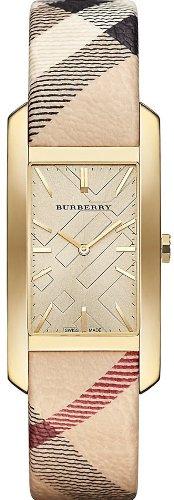 Burberry BU9407 25mm Stainless Steel Case Leather Women's Watch