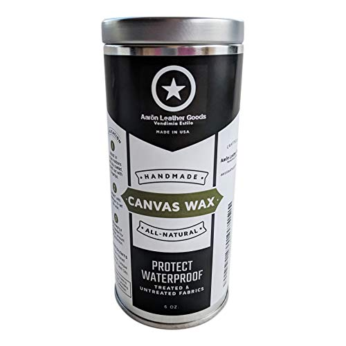 (Natural Canvas and Fabric Wax for Canvas Bags)