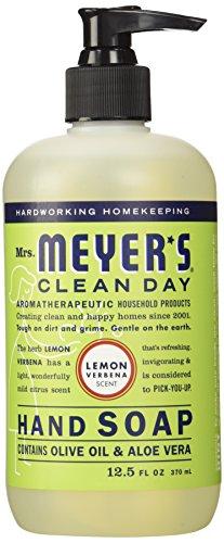 Lemon Verbena Liquid Hand Soap 12.5 oz