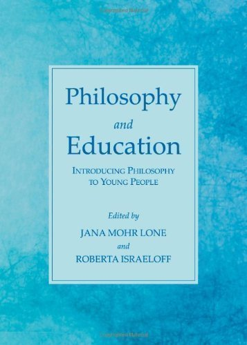 Philosophy and Education by Jana Mohr Lone (2012) Hardcover