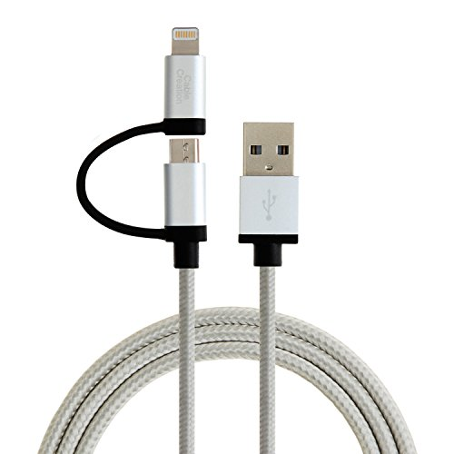 Certified CableCreation Lightning Charge Samsung