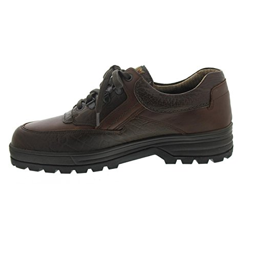 Mephisto Barracuda Brown Hommes Chaussures À Lacets 10.5 Uk