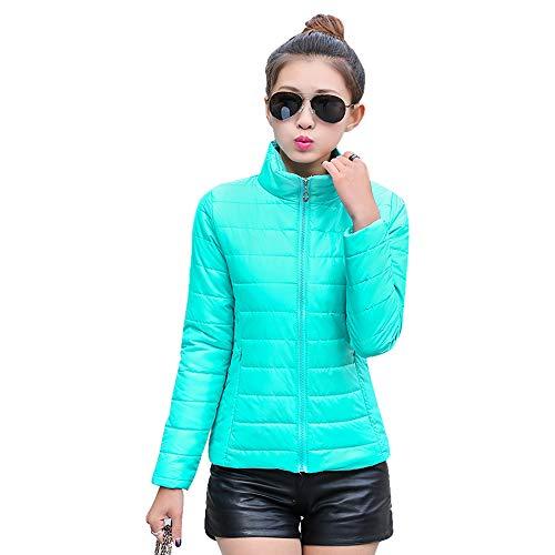 Tuta Piumino Donne Del Lago Esterno Bozevon Breve Moda Blu Plus Cappotto Size Sportiva fxqT8