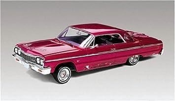 Revell 64 Chevy Impala Hardtop Lowrider 2 N 1 Plastic Model Kit