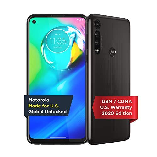 Moto G Power   Unlocked   Made for US by Motorola   4/64GB   16MP Camera   2020   Black