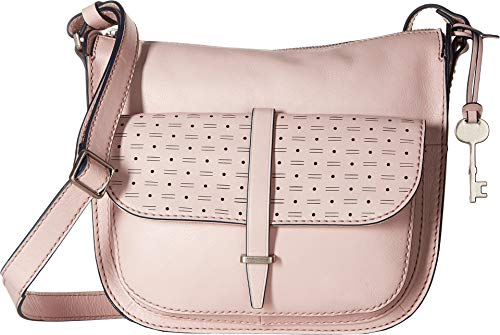 Fossil Women's Ryder Crossbody Burnished Lilac One Size