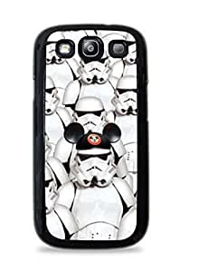 Storm Trooper Disney Mickey Mouse Samsung Galaxy S5 Black Hard Case -2020