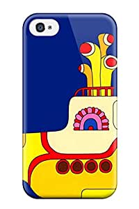 darlene woodman Morgan's Shop New Style 2196746K33724256 Hard Plastic Iphone 4/4s Case Back Cover,hot The Beatles In Yellow Submarine Case At Perfect Diy