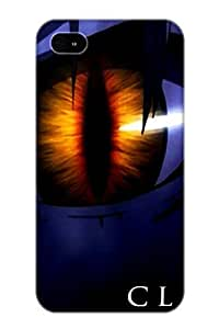 Case Provided For Iphone 4/4s Protector Case Anime Claymore Phone Cover With Appearance