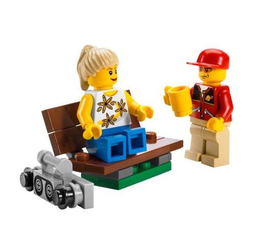 LEGO City MiniFigure Collection 8401