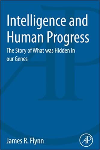Gratis nedlasting bøker på torrent Intelligence and Human Progress: The Story of What was Hidden in our Genes ePub