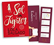 Sol em Júpiter + Marcador Clube Entre Romances