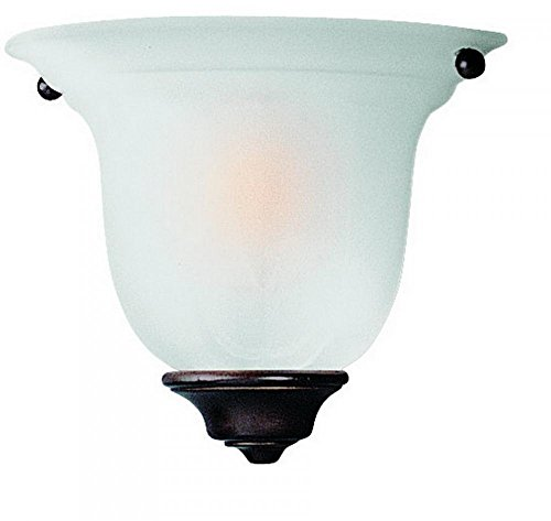 Dolan Designs 225-30 Richland 1 Light Wall Sconce, Royal (Light Marble Wall Washer)