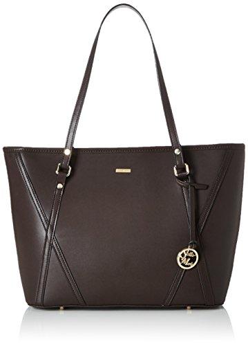 Stella Maris STMB611-02 - Bolso para mujer con organizador de bolsillo extraíble, color marrón