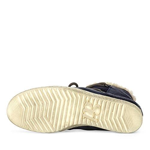 Baskets Hautes Green 4434031 Femme Bleu Paul 1qU0xx