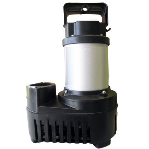 Pond Pulse 4,200 GPH Hybrid Drive Submersible Pump Up To 4,200 GPH Max Flow