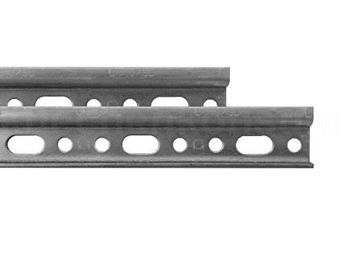 kuechenkonsum Montageschiene 261 mm für 300 mm Hängeschränke ...