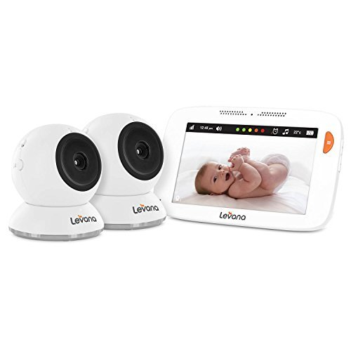 """Shiloh 5"""" Touchscreen with 2 Fixed Cameras Levana"""