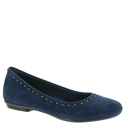 Earth Women's Anthem Navy Suede 10 B US (Earth Womens Express)