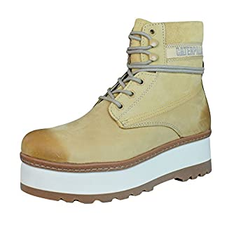 Caterpillar High Hopes Womens Leather Boots 8